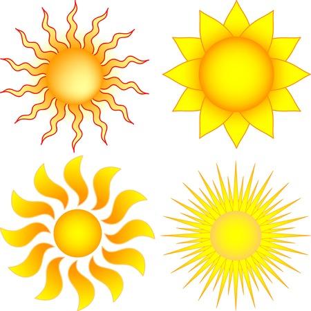 sun set Stock Vector - 7454150