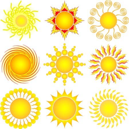 summery: sun collection
