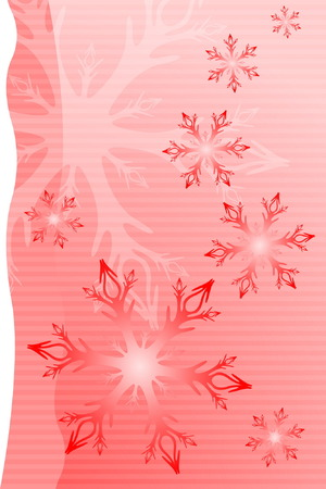 Snowflake Decoration Vector