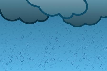 dull: Lluvia