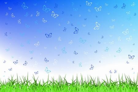 swarm: Butterflies