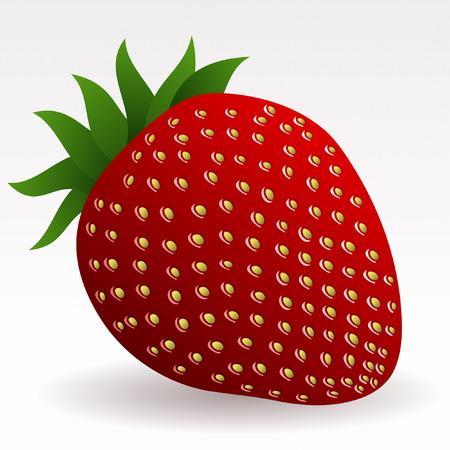 savoury: Strawberry