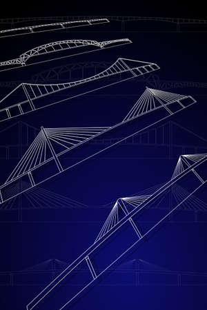 Bridges Illustration