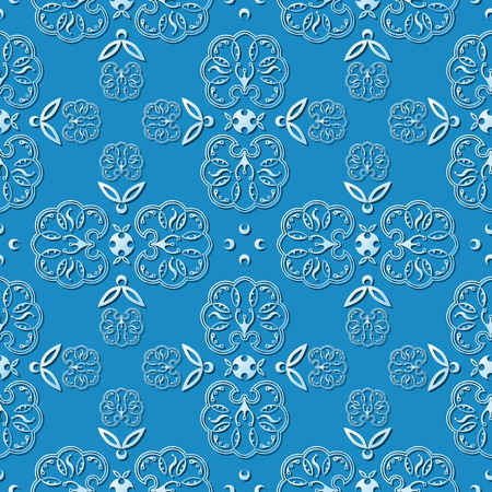 Seamless Ornament Pattern Vector