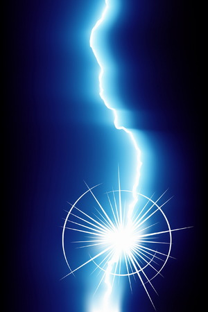 Lightning Bolt Illustration