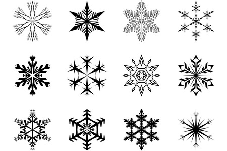 icicle: Snowflakes