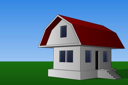 porch: House