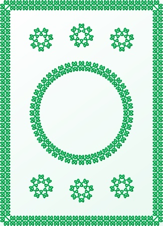 Celtic Style Ornament Stock Vector - 16947313