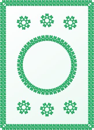 Celtic Style Ornament Stock Vector - 16947313