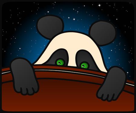 panda cub: Panda Cub