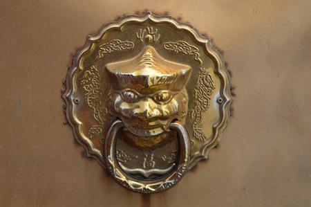 cobre: Cobre aldaba