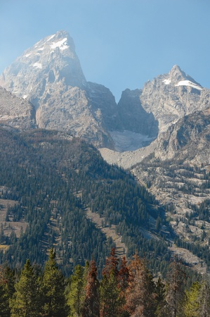 Middle Glacier, Teton National Park