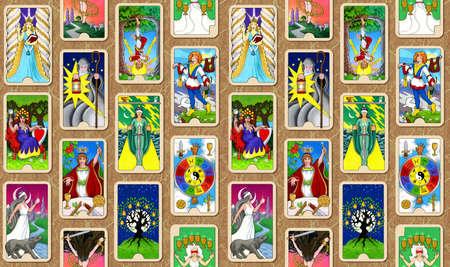 psychic: El Tarot wallpaper Hallmark