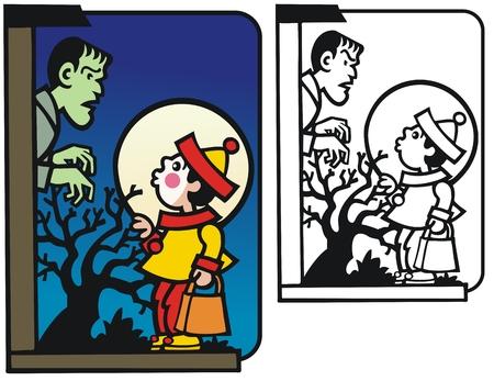 encounter: Incontro Halloween