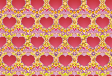 peace and love hippy dippy design