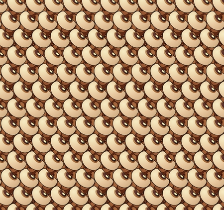 whimsy: wallpaper pattern of black eyed peas
