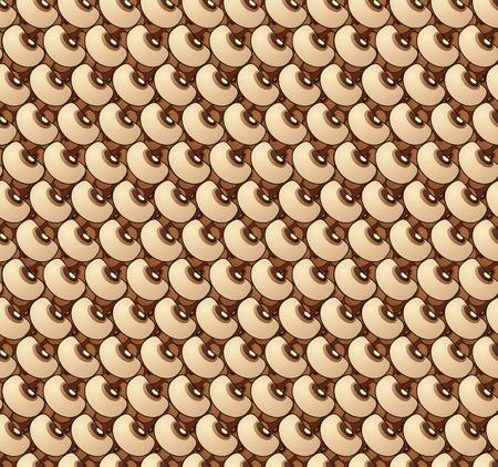 wallpaper pattern of black eyed peas
