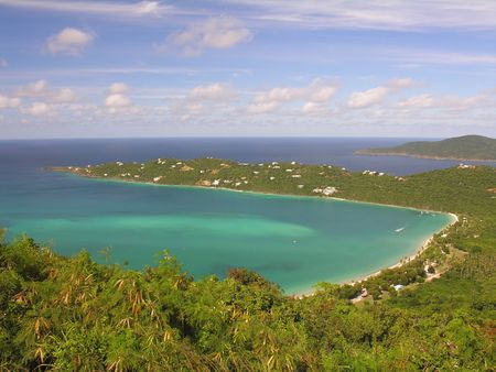 feel feeling: Magens Beach Beach at St. Thomas � one of the Top 10 rated beaches in the world...