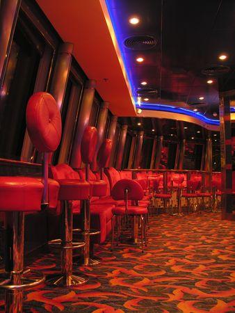 cruiseship: La discoteca en un cruiseship ...
