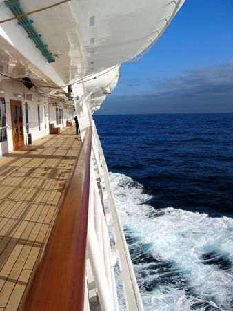 jetset: View from a cruise ship