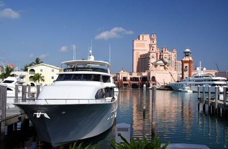 jetset: Luxury marina and hotel resort