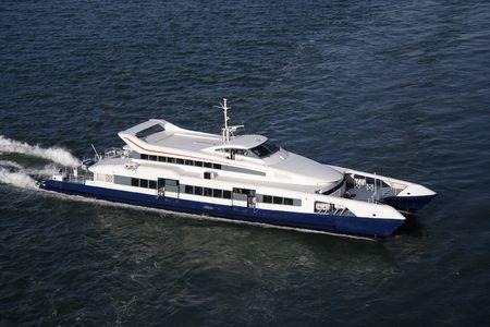seabus: Express catamaran ferry