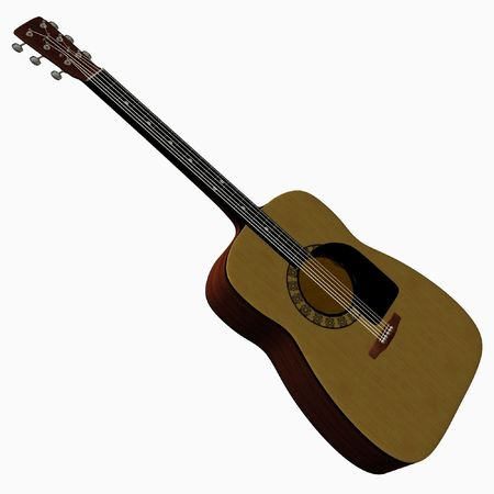 Acoustic Guitar Stock Photo - 610461