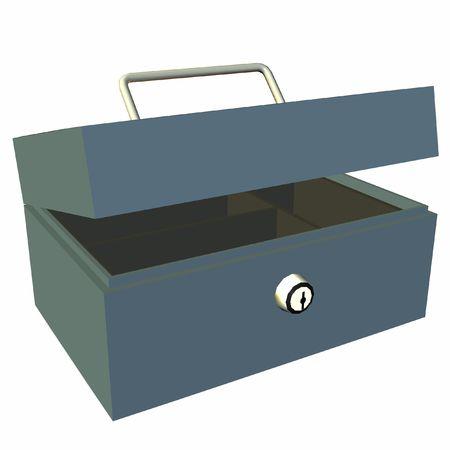 Cashbox photo