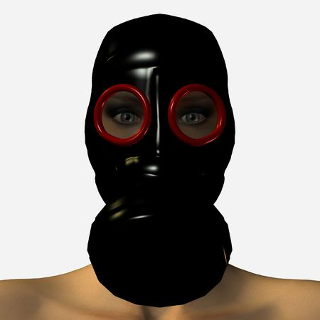 toxins: Gas Mask