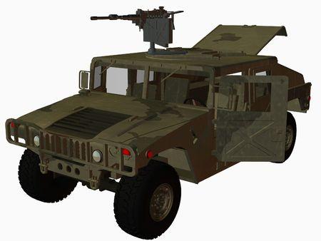 Hummer-Nato photo