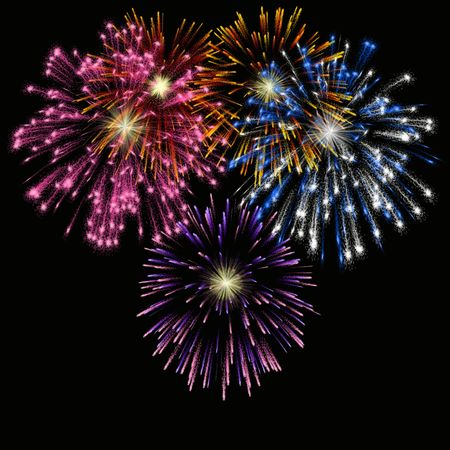 Firework Stock Photo - 638400