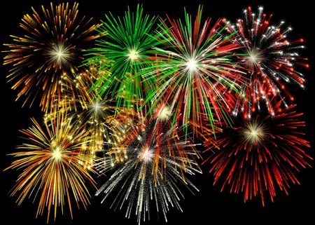 Firework Stock Photo - 638407