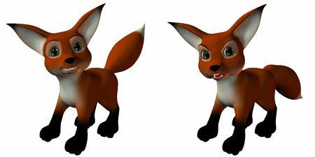 SirGuy the Fox Stock Photo - 639804