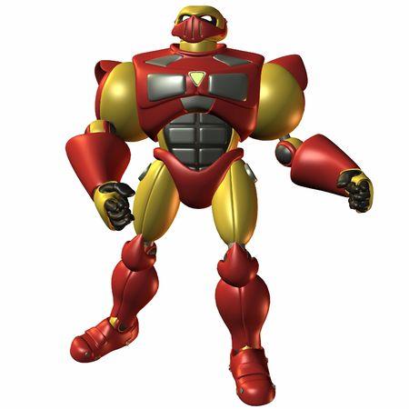 Super Bot-Fist of Fury photo