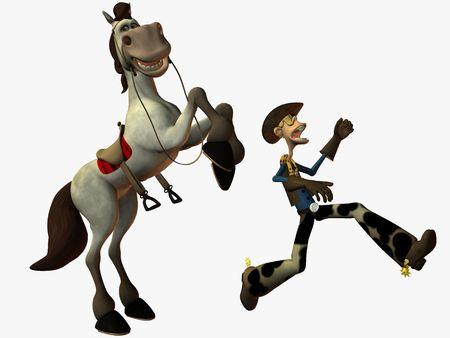 eddy: Eddy and the Sheriff