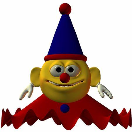 Smiley-Clown photo