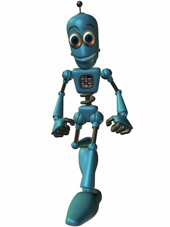 Toon Bot Chip-Walk photo