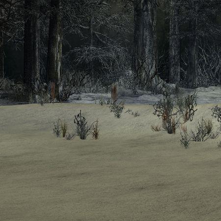 imprecise: Winter Background