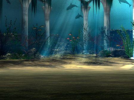 aquaria: Underwater Background