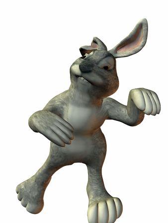 mr: Mr Bunny Stock Photo