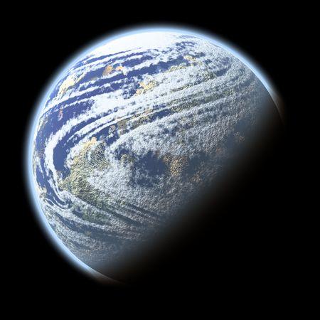 geosphere: Earth