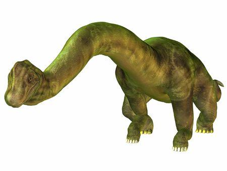 reptilian: Brachiosaurus-Bow
