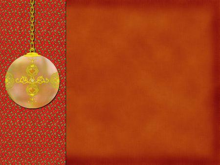 xmax: Christmas Greeting Card  Stock Photo