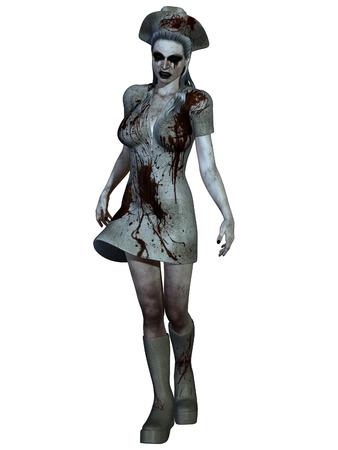 sadistic: Halloween Creature - Bloody Nurse