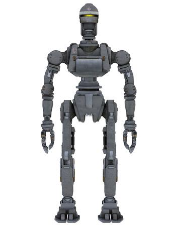 mech: Work Robot