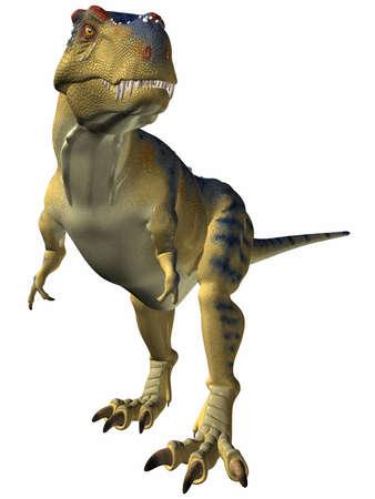 tiranosaurio rex: Tyrannosaurus-Alerta