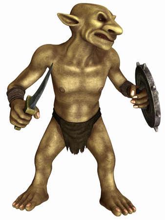 goblin: Fantasy Figure - Goblin