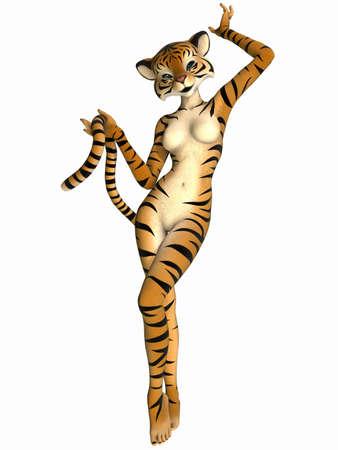 toon: Toon Figure - Tiger