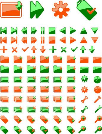 part of me: Nuevo Web Icono Verde Naranja. En la parte I. M�s de cartera.