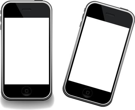 gsm: Iphone. Modern GSM Phone Templates